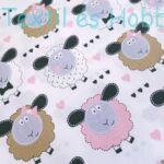 Báránykás pamutvászon (160 cm)