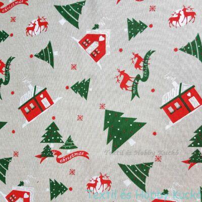 karácsonyi méteráru