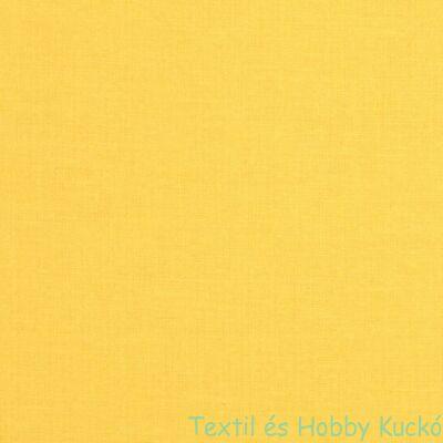citromsárga pamutvászon