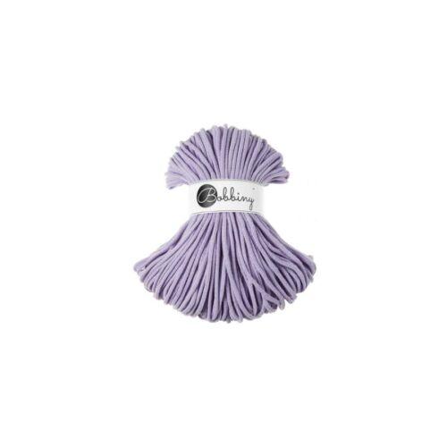 Bobbiny zsinórfonal 5 mm - Levendula lila