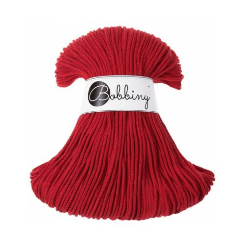 Bobbiny zsinórfonal 5 mm - Piros