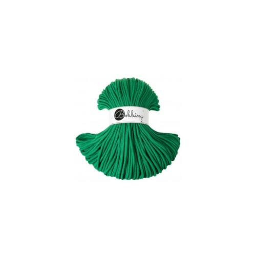 Bobbiny zsinórfonal 5 mm - Zöld - LIMITÁLT