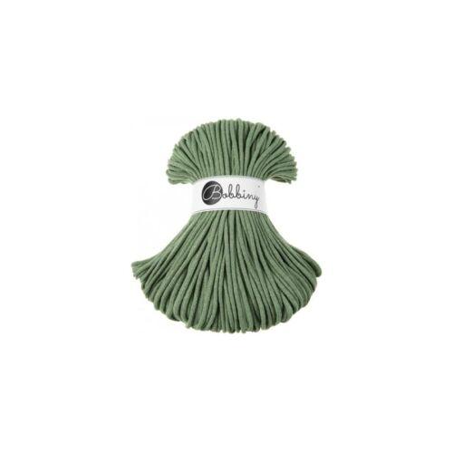 Bobbiny zsinórfonal 5 mm - Eucalyptus Zöld