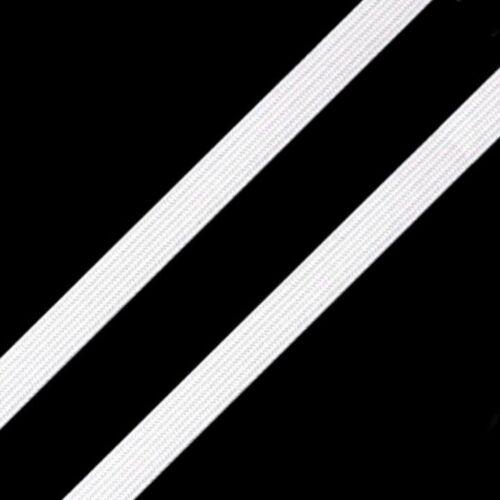 Gumipertli 3 mm - fehér