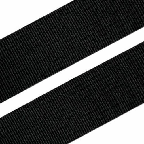 Gumiszalag 20 mm - fekete