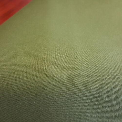 Zöld impregnált vászon