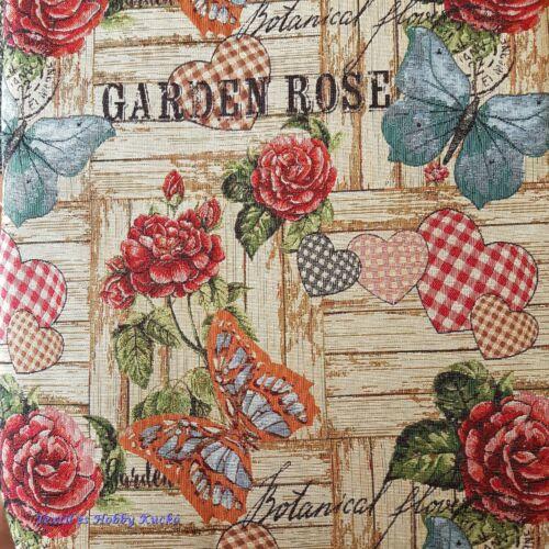 Garden Rose - Jacquard
