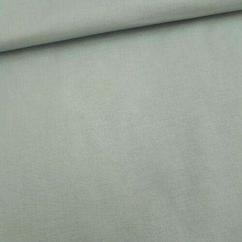 Aqua zöld pamutvászon - 160 cm