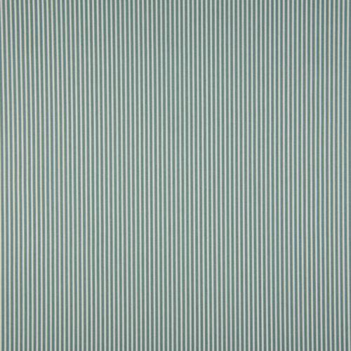 Dusty Green csíkos PRÉMIUM pamutvászon - 1 mm