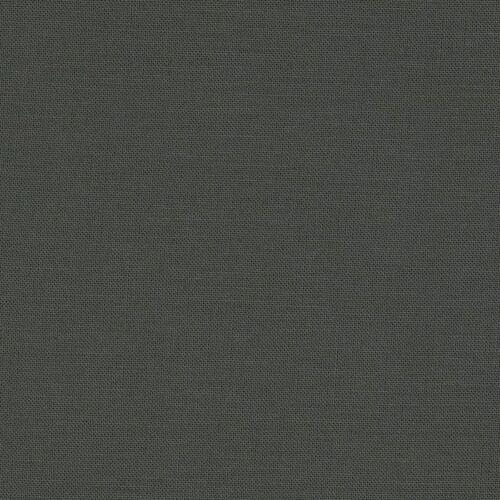 Sötétszürke pamutvászon - 160 cm