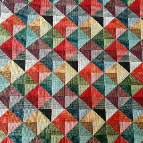 Kárómintás színes - Jacquard