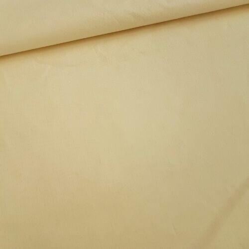 Krém - testszínű pamutvászon - 160 cm
