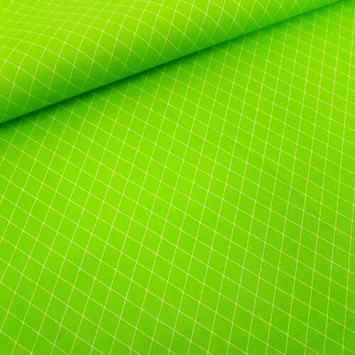Rombusz mintás pamutvászon Kivizöld (160 cm)