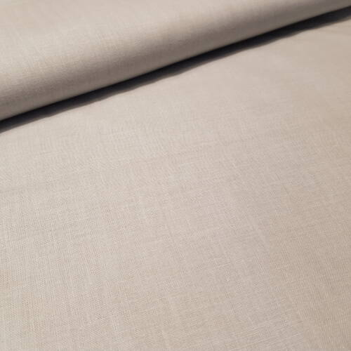 Világosszürke pamutvászon - 160 cm