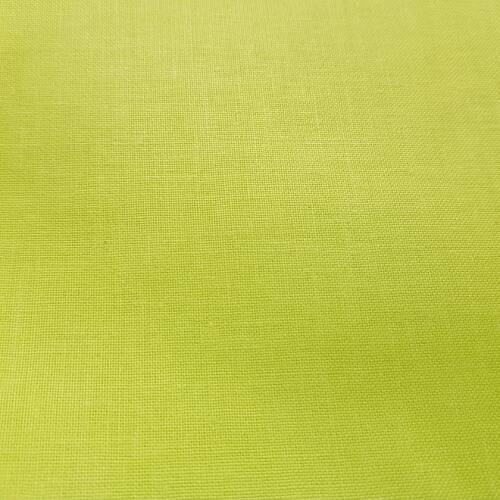 Pisztácia színű pamutvászon